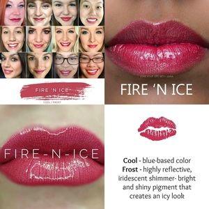 NWT Fire 'N Ice Lipsense